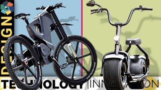 5 Awesome Scooters and E Bikes That Could Change How You Travel #8