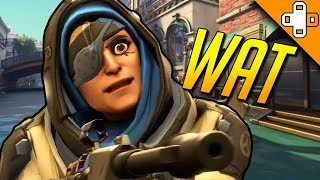 MOST WTF GLITCHES! Overwatch Funny & Epic Moments 498