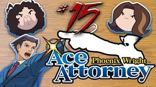 Phoenix Wright - 15 - Wright and White