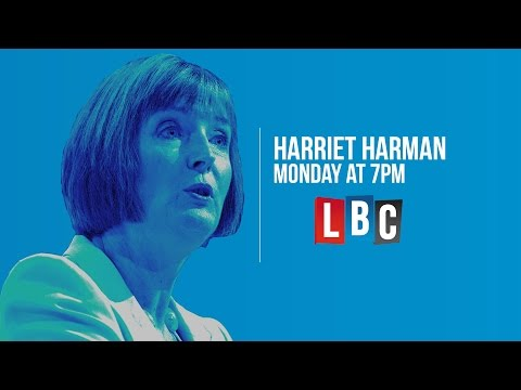 Harriet Harman: Live On LBC - Monday 14th July 2014