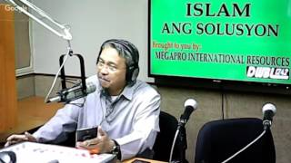 ISLAM ANG SOLUSYON By: SALEM GUIMBA Jan.22,2017