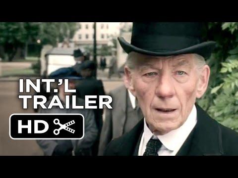 Mr. Holmes Official UK Trailer #1 (2015) - Ian McKellen Mystery Drama HD