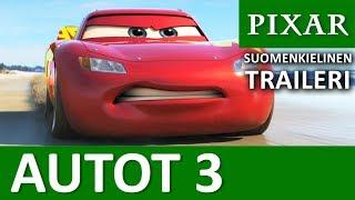 Suomeksi puhuttu traileri | Autot 3