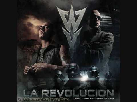 WISIN Y YANDEL BESOS MOJADOS LA REVOLUCION DJ BRIEL Video