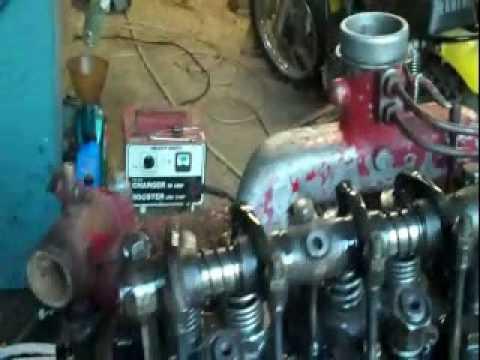 1962 Ford Lehman Diesel Marine Engine
