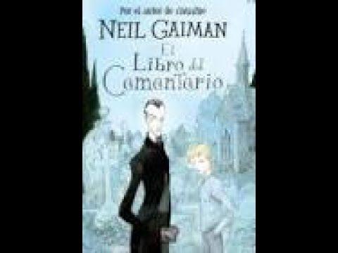 Review El libro del cementerio de Neil Gaiman