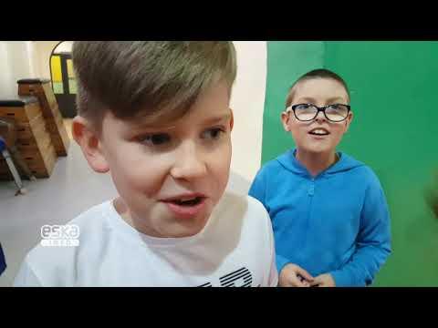Tysiąc Misiów Dla Potrzebujących Dzieci W Sosnowcu [WIDEO: K.ZIÓŁKOWSKA-DĄBEK]