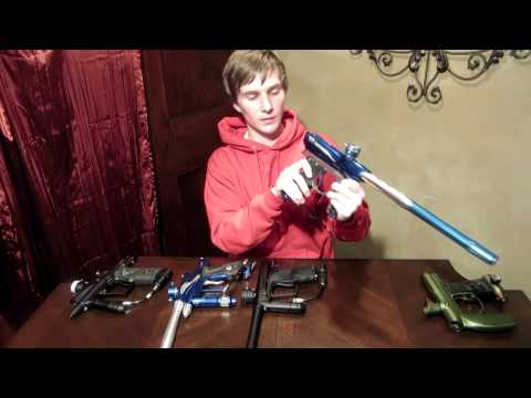 Gun Show: 2013 Proto Reflex Rail vs. Dangerous Power FX vs. Etek 4 vs. Etha vs. Axe