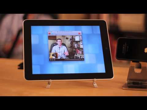 iPad Webcam with Skype