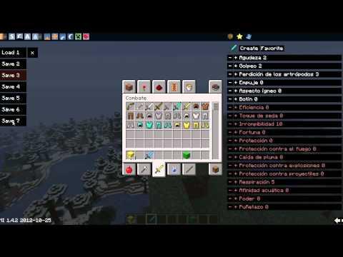 Minecraft 1.4.2 : Too many items Mod En español
