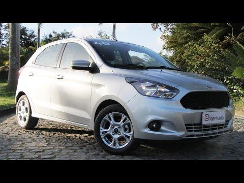 Dirigimos o Novo Ford Ka