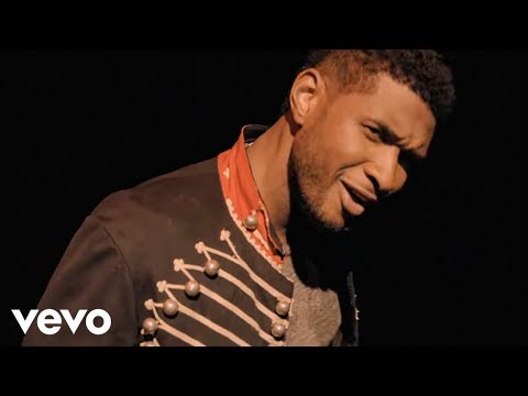 Usher - Scream (Filmed at FUERZA BRUTA...