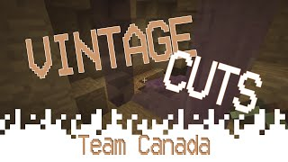 VintageCuts - Team Canada