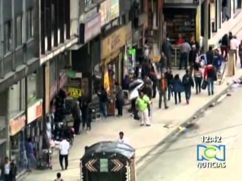 Porno En Las Calles De Bogota video