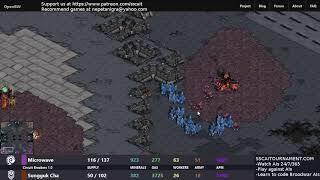 SSCAIT Report 102: Minibots, Megabots