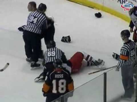 2-24-10 Patrick Marron vs. Michael Blunden Video