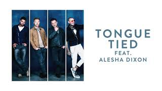 Boyzone - Tongue Tied ft Alesha Dixon (Official Audio)
