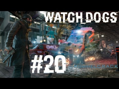 Watch Dogs Gameplay Campaña Español Cap. 20 Perseccion en Lanchas