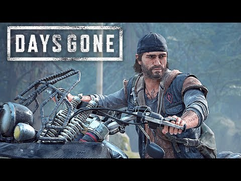 Days Gone Gameplay Walkthrough Part 11 - THE END ( PS4 )