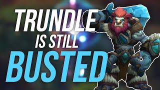 Imaqtpie - TRUNDLE IS STILL BUSTED ft. Scarra, IWDominate