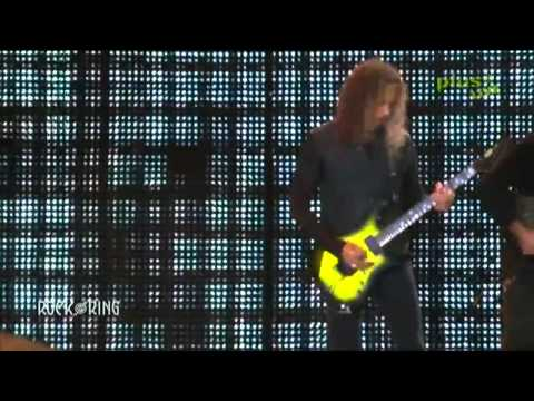 Metallica - Holier Than Thou (Live @ Rock Am Ring, 2012)