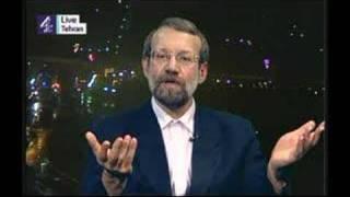 Channel 4: Jon Snow interviews Ali Larijani - Part 1