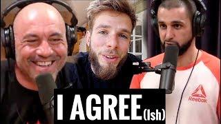 Joe Rogan & Zahabi - CrossFit's Problem (MY RESPONSE)