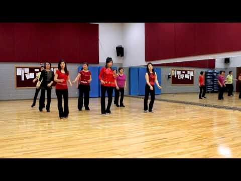 The Story Of My Life - Line Dance (dance & Teach In English & 中文) video