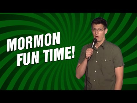 Mormon Fun Time! (Stand Up Comedy)