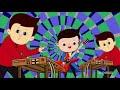 Mulberry Bush (HD) SING ALONG Nursery Rhyme | Popular Nursery Rhymes | Shemaroo Kids