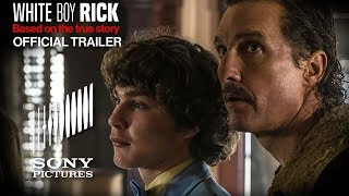 WHITE BOY RICK - Official Trailer (HD)
