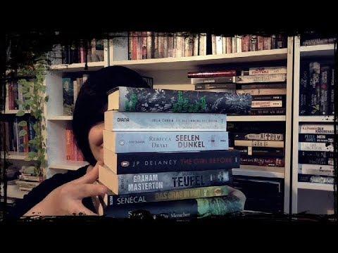 [Buchmonat] gelesenes im August︱ SuB Abbau︱viel Lesezeit︱XXL︱20 Bücher