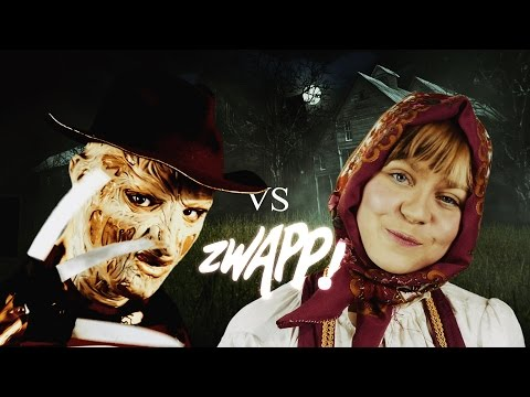 Эпичный Рэп Баттл   Фредди Крюгер VS Маша