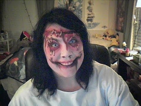 Insane Child (Alice: Madness Returns) MakeUp Tutorial ...