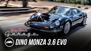 David Lee's 1972 Dino Monza 3.6 Evo - Jay Leno's Garage