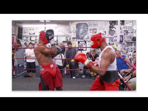 MMA Ultimate Set: Anderson Silva Sparring at Wild Card Boxing Club Video