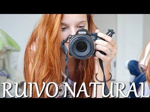 Dicas/Perguntas sobre: como tingir o cabelo de ruivo natural