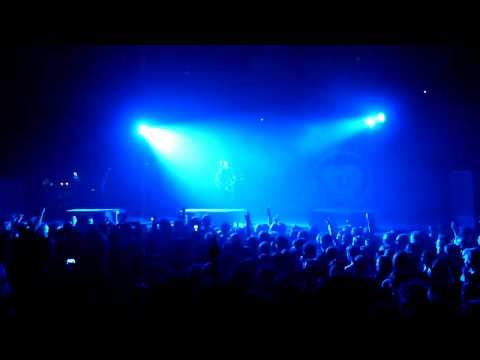 Rise Against Live at 013 Tilburg, The Netherlands (12-06-201