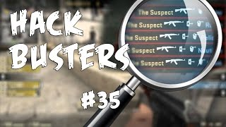 HACKBUSTERS #35 | Counter Strike Global Offensive Overwatch | Eruby