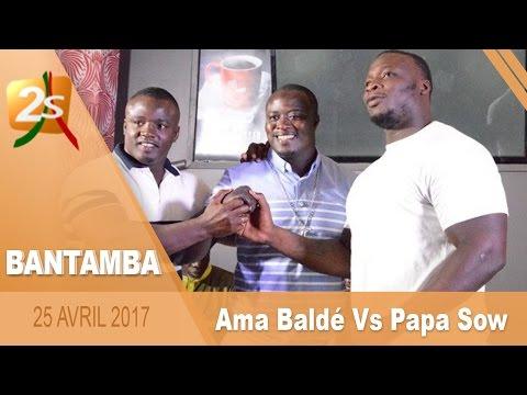 BANTAMBA DU 25 AVRIL 2017