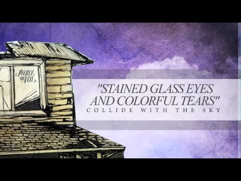 Pierce The Veil - Stained Glass Eyes And Colorful Tears