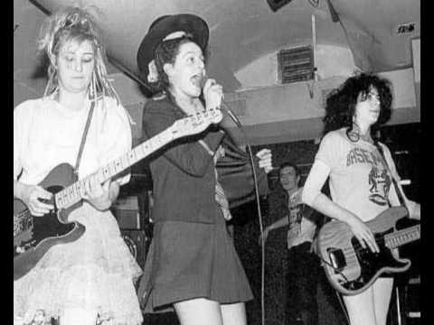 the slits - love und romance - john peel sessions