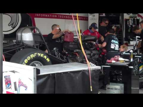 Top Fuel Pit - Englishtown