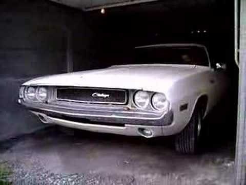 my bro's '70 challenger Video