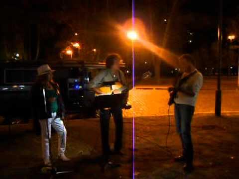 Juntos a la par - Jesús Amaya y Richard Coll, por las avenidas de Rosario...