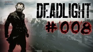 Let's Play Deadlight #008 - Mit der Schleuder gegen Zombies [deutsch] [720p]
