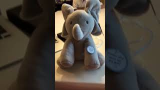 Baby Gund Sing and Play Flappy the Elephant