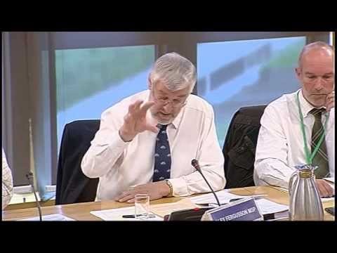 Rural Affairs, Climate Change and Environment Committee - Scottish Parliament: 4th June 2014