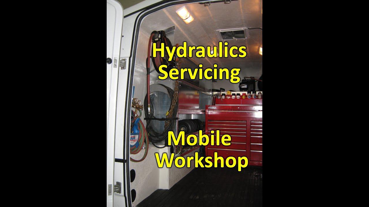 Mobile Workshop Truck Workshop Truck Bodies From