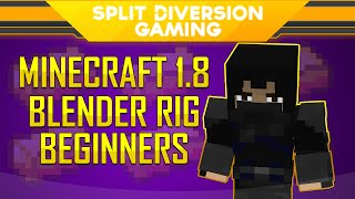 Minecraft Blender Tutorial - SplitDiversion